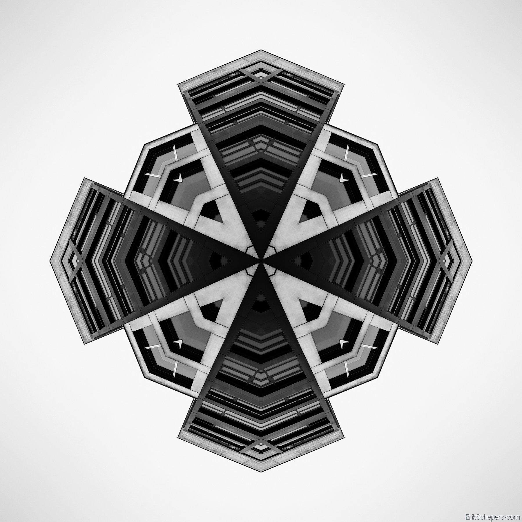 Impossible symmetric architecture 9 erikschepers com for Architecture impossible