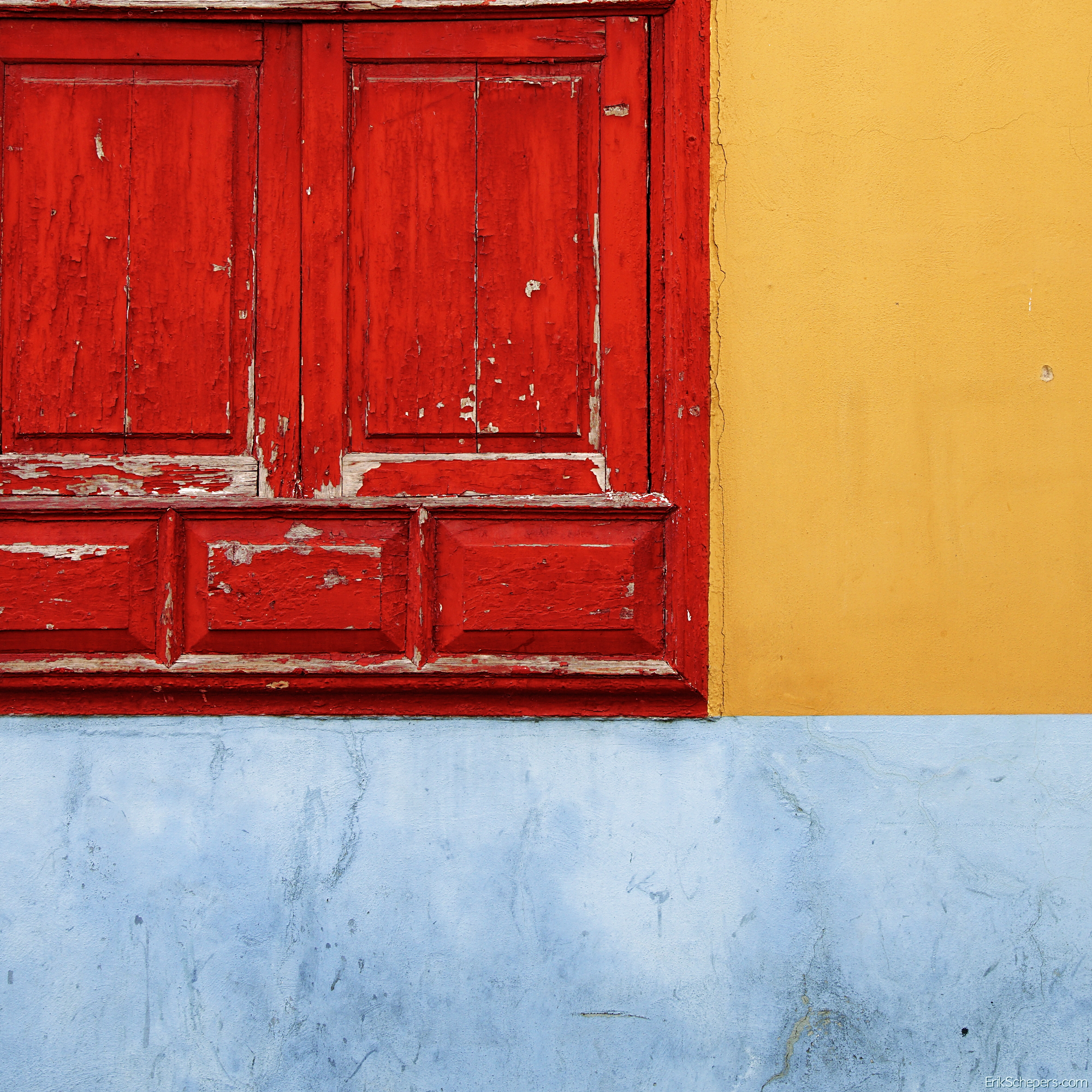 Tenerife: Colour and Composition